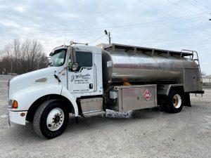 Fuel Truck No 7